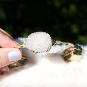 Bourbon & Bowties | The Melody Bangle Bracelet